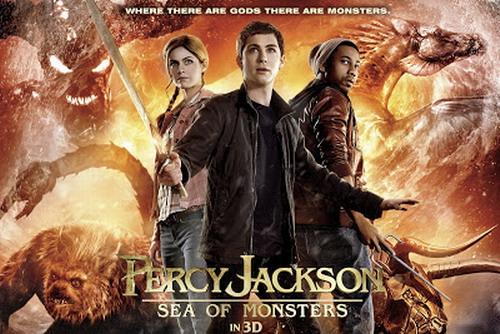 Percy Jackson 2