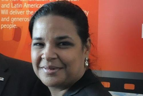 Yvette Marichal trabajó en el área de cine directamente desde el año 2010, como directora Creativa y de Comunicaciones del Festival de Cine Global Dominicano. Foto: Fuente externa.