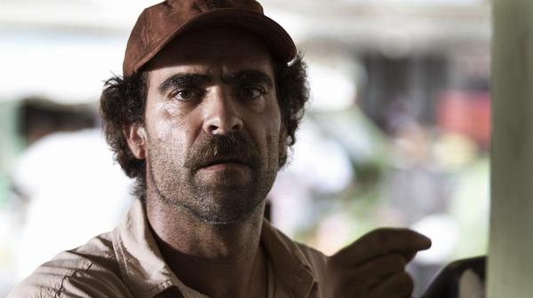 """El actor español Luís Tosar en el personaje de Crisanto en la película """"Operación E"""". Foto:Tormenta Films."""
