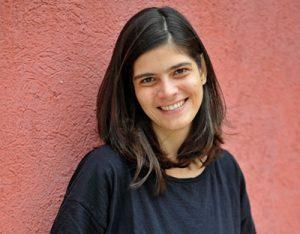 """Laura Guzmán se encuentra en el Festival Internacional de Cine de Roma donde concursa con """"Dólares de arena"""". Foto: Fuente externa"""