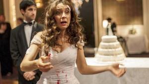 """Erica Rivas se llevó el Premio Platino como Mejor Actriz por su actuación en """"Relatos Salvajes"""". Foto: Fuente externa"""