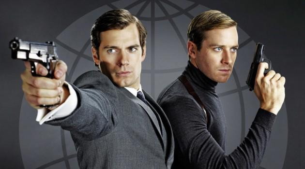 Henry Cavill y Armie Hammer son los actores que dan vida a los famosos personajes de esta adaptación cinematográfica de la serie. Foto: Fuente externa
