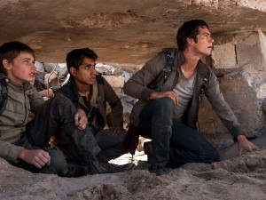 Escena de la segunda parte de The Maze Runner: The Scorch Trials. Foto: 20th Century Fox