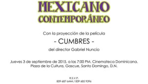 ciclo mexicano cinemateca
