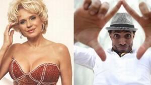Charytín Goico y Fausto Mata son los mejores pagados en el cine dominicano. Foto: Fuente externa