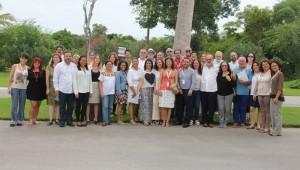 Representantes de los Estados Miembros y Observadores de la CACI durante la reunión en Punta Cana. Foto: Fuente externa