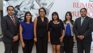Jorge Luis Arias, Gabriela Castillo, Zumaya Cordero, Clara Francisco Anela Rodriguez, Pedro Pablo Diaz. Foto: Fuente externa