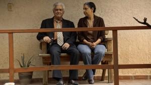 Cuquin Victoria y Adalgisa Pantaleón en una escena del filme. Foto: Argenis Mills
