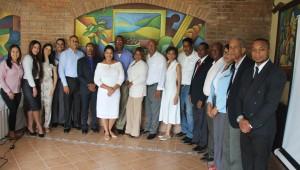 En este evento participaron alcaldes, regidores y jurídicos de los seis ayuntamientos que integran este órgano supramunicipal de la provincia Samaná, así como también, funcionarios de la DGCINE. Foto: Fuente externa