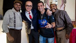 """Más de 215 mil personas han acudido a los cines dominicanos para disfrutar de 'Tubérculo Presidente"""". Foto: Panamericana Producciones"""
