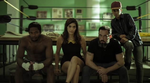 """""""Sambá"""" es un drama deportivo sobre la redención a través de la metáfora de la vida y el boxeo. Foto: Fuente externa."""