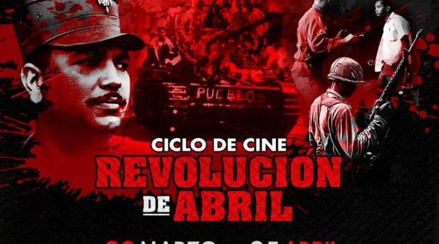 ciclo de abril cinemateca