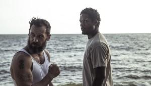 Ettore D'Alessandro y  Algenis Pérez Soto en una escena del filme. Foto: Fuente externa