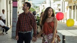 Amaury Pérez y Stephany Liriano protagonistas del filme. Foto: Ave Fénix producciones.