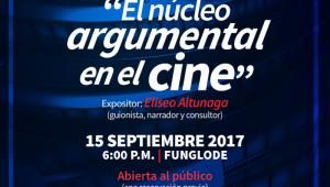 El nucleo en el cine conferencia