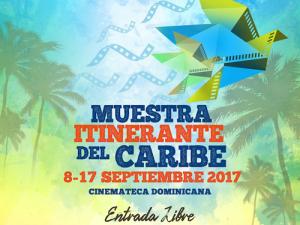 muestra itinerante del caribe 2017