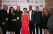 La noche de apertura contó con la presencia de la directora general de la DGCINE, Yvette Marichal; la actriz Nashla Bogaert; el director del New York Dominican Film Festival, Armando Guareño; el jugador de béisbol Robinson Canó; el fundador y presidente honorífico del festival, Jorge Enrique González; entre otras personalidades. Foto: Fuente externa