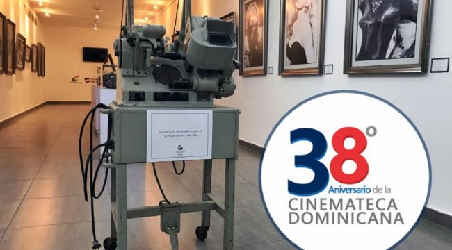 38 años cinemateca