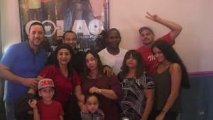 Los boricuas y los dominicanos residentes en Puerto Rico han visitado las salas de cines para disfrutar del filme dominicano y haciendo que Colao logre 30, 000 taquillas en su primera semana. Foto: Fuente externa