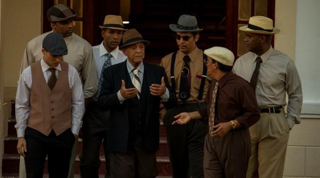 """""""La tragedia de Río Verde"""" vuelve a intentar dentro de esta zona para proponer, en un contexto dramático, la tragedia ocurrida el 11 de enero de 1948 en la cual los integrantes del equipo de pelota del """"Santiago Baseball Club"""" pierden la vida al estrellarse el avión que los transportaba. Foto: Metro Films"""