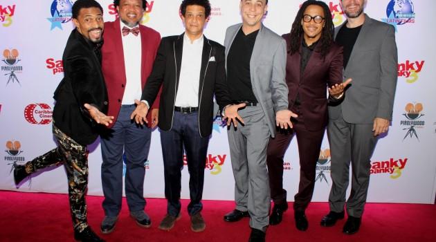 Fausto Mata, Aquiles Correa, Tony Pascual-Pachuli, Transfor Ortiz, Gerald Ogando, Carlos Sánchez. Foto: Fuente externa