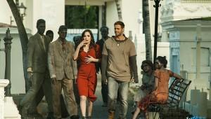 """""""El fantasma de mi novia"""" Disla aglutina varios temas y estilos sondeados en la cinematografía americana y que cobran una nueva dimensión en el aspecto del cine local.  Foto: Imakonos"""