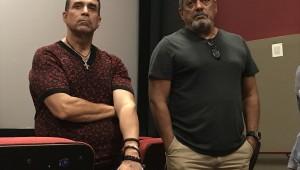 Fueron galardonados con los premios Mejor Director para Archie López y Mejor Actor para Alfonso Rodríguez en el 7mo Dominican Film Festival of New York. Foto: Fuente externa