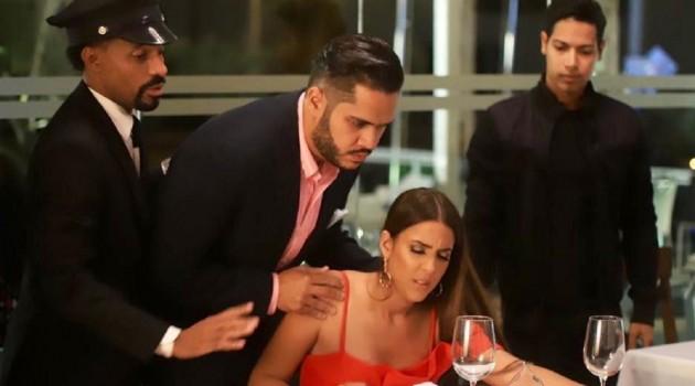 El largometraje cuenta con las actuaciones de Juan Carlos Pichardo, Fausto Mata, Bolívar Valera (El Boli), Raulito Grisanty y Dalisa Alegría. Foto: Miranda Films
