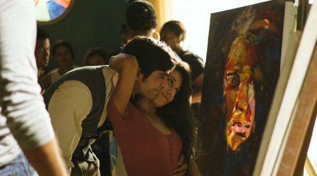 La película es protagonizada por Stephany Liriano, y Christian Álvarez. Foto: BlueStorm Films.