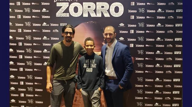 """""""Buscando al Zorro"""" fue terminada en el 2018, y de la mano de Hidden Lotus Entertainment Group, agencia que representa los derechos de distribución del filme. Foto: Fuente externa"""