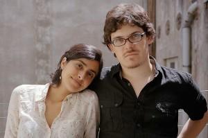 Natalia Cabral y Oriol Estrada