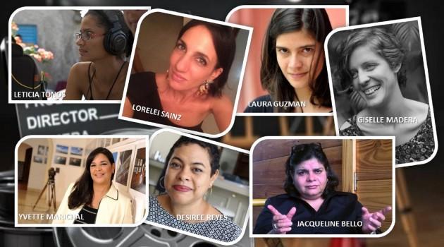 mujeres del cine dominicano