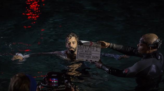 """""""La Boya"""" está protagonizada por el actor español Eduardo Noriega, quien participa por primera vez en una producción dominicana. Foto: Cacique Films."""