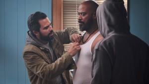 """Manny Pérez prepara una de las escenas de """"La Soga 2"""", Foto: Fuente externa."""