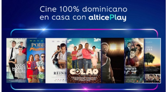 Altice play y Caribbean