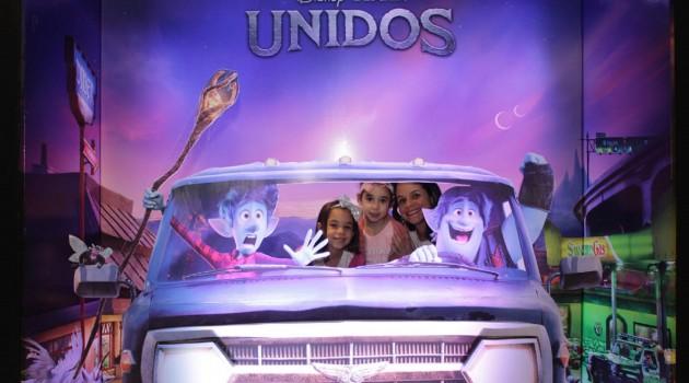 """La función de """"Unidos"""" fue dedicada especialmente a los más pequeños de la casa, quienes disfrutaron de esta divertida y mágica producción. Foto: Fuente externa"""